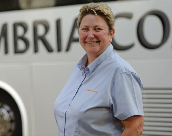 Cumbria Coaches Louise McQuillin-Blair (correct) ©Sheenah Alcock Photography